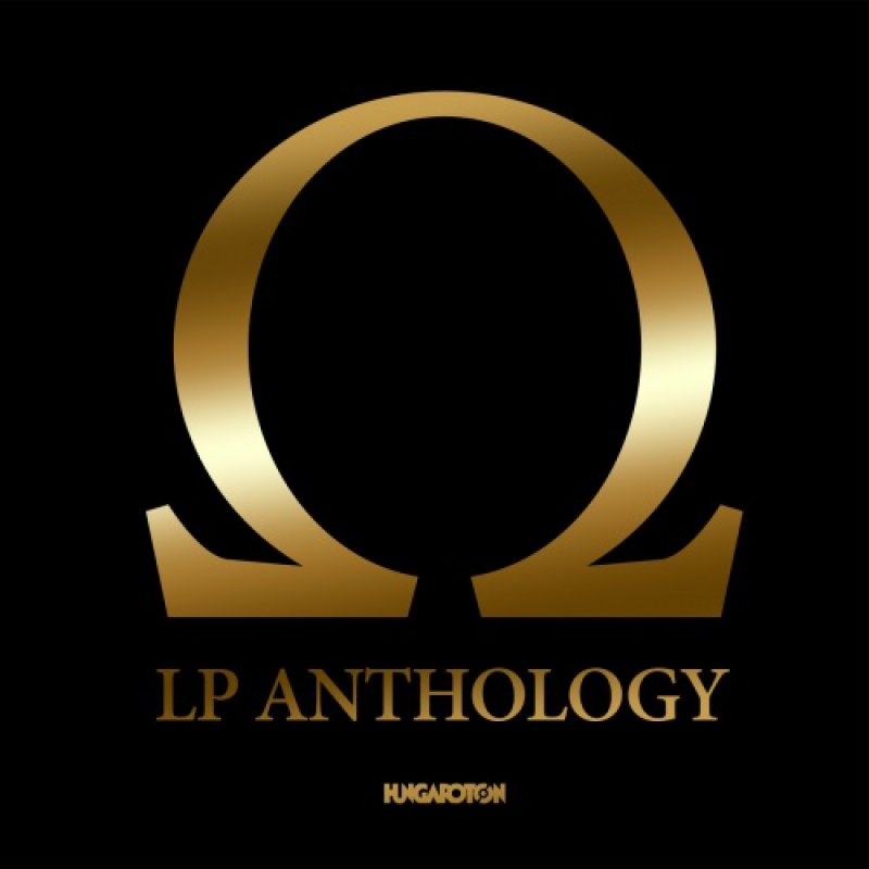 Omega LP Anthology 13 CD+32 Seitiges Booklet